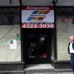 Por el aumento de precios, cada vez más locales bajan sus persianas