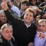 Massa busca terminar con la reelección indefinida de los intendentes