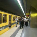 El Subte ya cuenta con custodia de la Metropolitana