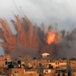Violencia en Gaza: mas de un centenar de muertos en un día