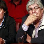 Micheli y Moyano planean parar el país por 36 horas