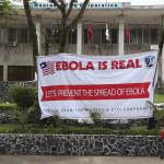 Alerta en USA por el ébola