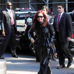 Cristina en New York, a la espera de la Asamblea de la ONU
