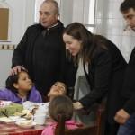 Vidal reclamó por los fondos de coparticipación de la provincia