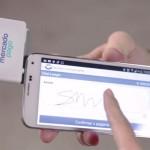 MercadoLibre presenta su lector para tarjetas de crédito