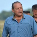 Berni confirmó la existencia de operaciones políticas para provocar saqueos