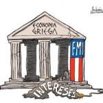 Grecia, sin apoyo financiero