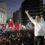 En Grecia ganó la izquierda