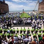 Sin moros en la costa: Scioli aseguró que los delitos se redujeron un 80%
