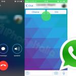 Ahora también se podrán hacer llamadas telefónicas desde WhatsApp