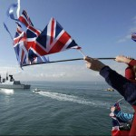 Inglaterra refuerza la seguridad en Islas Malvinas por temor a invasión de Argentina