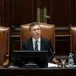 Macri formalizó el inicio a las sesiones ordinarias en la Legislatura Porteña