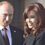 Cristina en Moscú, fortaleciendo lazos económicos