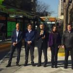 Ya fue inaugurado el Metrobus Norte