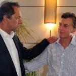 Elecciones 2015: Scioli ganaría en las generales pero Macri se quedaría con el sillón de Rivadavia en el ballotage