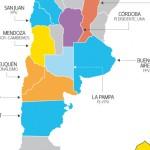 Mapa electoral tras elecciones en Tucumán