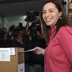 Vidal, la candidata que sorprendió en las urnas bonaerenses