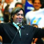 """Máximo K: """"Nuestro objetivo es garantizar el crecimiento del país y una mirada federal"""""""