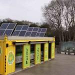 La ciudad ya cuenta con 32 puntos verdes para el reciclaje de residuos