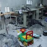 Liberan a 25 trabajadores tras clausura de un taller clandestino de Flores