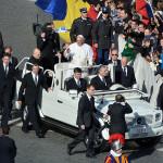 A pocos días de su llegada, U.S.A desactivó una amenaza contra el Papa Francisco