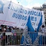 Efectivos de la Policía Bonaerense marcharán mañana en reclamo de mayor seguridad