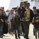 10 familias sirias, refugiadas en Gualeguaychú