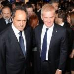 """De Narváez: """"Voy a votar a Daniel Scioli"""""""