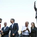 La Ciudad ya tiene su monumento a Perón