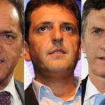 Scioli y Macri ya comenzaron a trabajar en un acuerdo con Massa