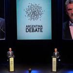 Argentina Debate, colmado de chicanas pero con pocas propuestas