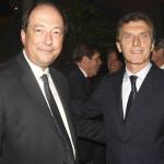 Sanz, lejos de la política pero cerca de Macri
