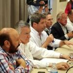 Reclamos provinciales por la coparticipación federal