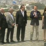 Macri en Mardel, con Vidal y contra el narcotráfico