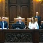 Con promesas de 200 obras, Larreta inició el año legislativo