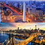 Turistas entre Baires y Nueva York. Qué ciudad les conviene?