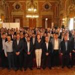 Vidal anunció ampliaciones presupuestarias para los municipios bonaerenses