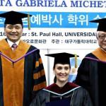 Michetti, a la caza de inversiones en Corea