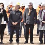 Se retoman las obras hidráulicas para evitar inundaciones en La Plata