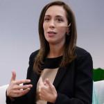 Vidal pide al Congreso Nacional actualizar el monto que recibe por el Fondo del Conurbano