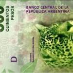 Un yaguareté con menos valor que el billete violeta del ´92