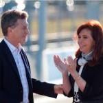 Encuestas revelan que a medida que baja la imagen de Macri, sube la de CFK
