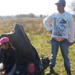 Crisis habitacional: 500 personas tomaron tierras en Moreno