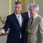 Macri y Tabaré reflotan proyecto para construir puente que una Buenos Aires y Uruguay