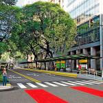 """Llega el Metrobus al """"Bajo Porteño"""""""