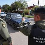 Desde hoy, Gendarmería recorrerán las calles de Morón, Esteban Echeverría, Almirante Brown y La Matanza
