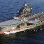 Desde portaaviones, comenzaron ataques masivos rusos contra Siria