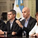 Nación avanza en el traspaso de competencias sobre seguridad y justicia a la Ciudad