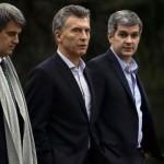 Macri, Prat Gay y Peña, imputados por blanqueo de capitales de familiares