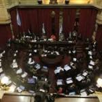 Senadores y gobernadores frenaron el proyecto de Ganancias a la espera de reunirse con el PE